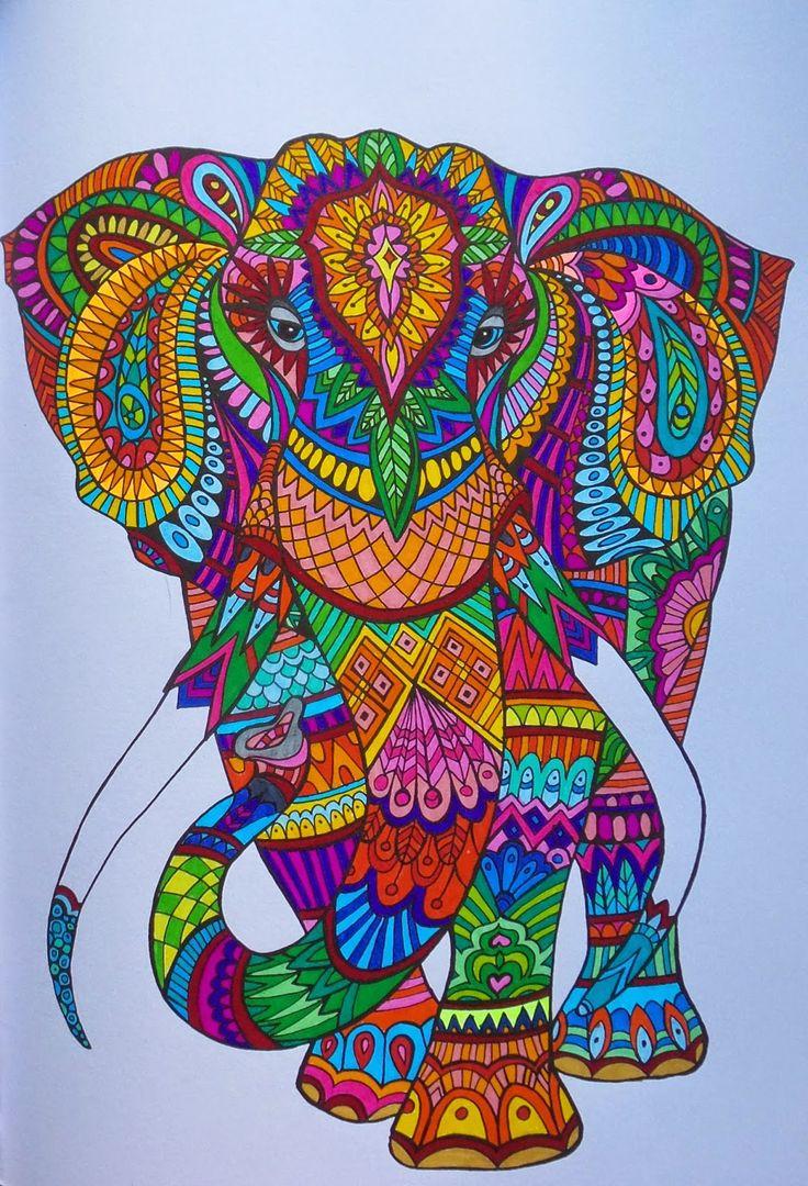 Zendoodle coloring enchanting gardens - Het Enige Echte Kleurboek Voor Volwassenen Girlscene Forum