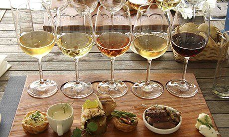 Wine pairing at Fyndraai Restaurant. Photograph: John Brunton To learn more about #CapeTown | Cape Winelands, click here: http://www.greatwinecapitals.com/capitals/cape-town-cape-winelands