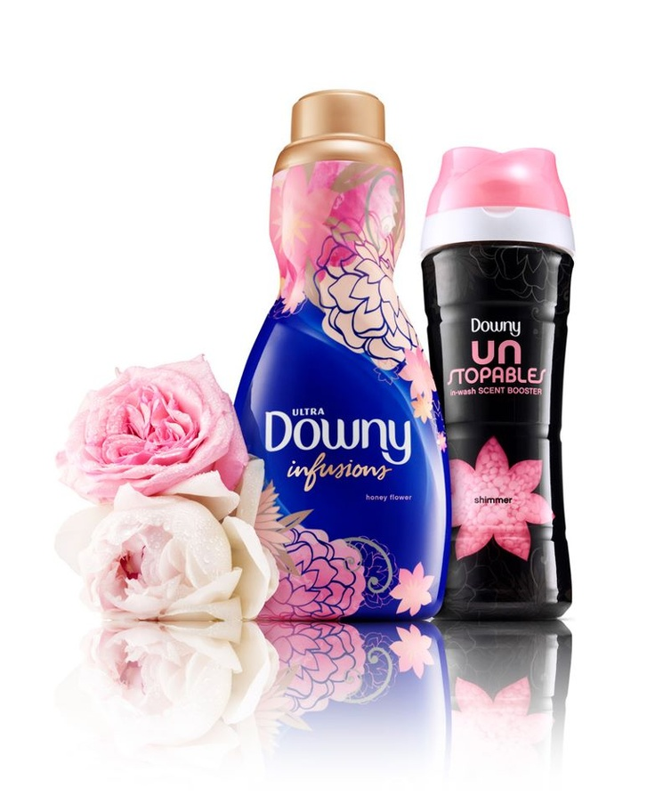 Downy's newest scent pairing #ClosetLoveAffair LOVE to open my closet door and enjoy the smell of Downy Unstoppables!