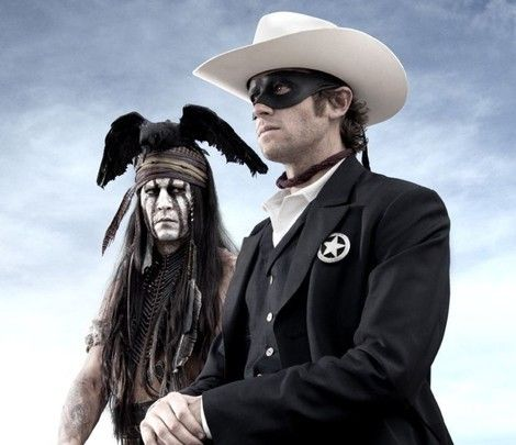 'Lone Ranger': Depp's Tonto Costume By 'Pirates' Designer | Moviepilot: New Stories for Upcoming Movies