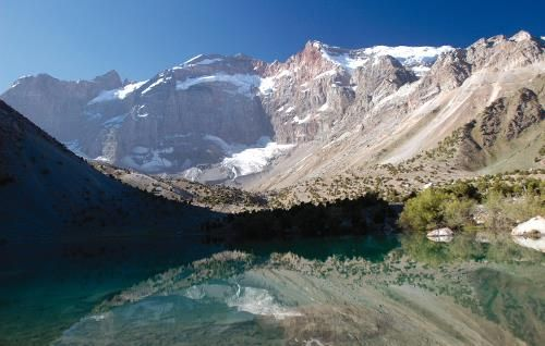 Land of the Nomads and Celestial Mountains - Lonely Planet #Kyrgyzstan