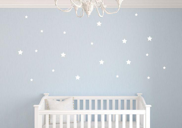 Duvar Stickerı - Yıldızlar #duvarsticker #dekorasyon #dekoratif #çocukodası #wallsticker #sticker #kidsroom #roomdecoration #walldecoration #duvardekorasyonu