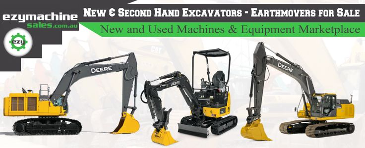 Sell or Buy Excavator - Used & New Hand Excavators for Sale