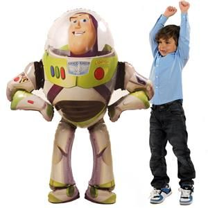 Buzz Lightyear Airwalker Balloon - 53