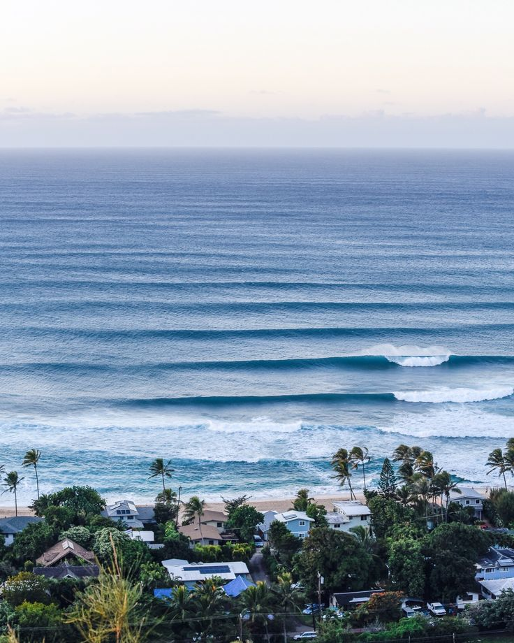 Surf, eat, sleep, repeat on the North Shore...