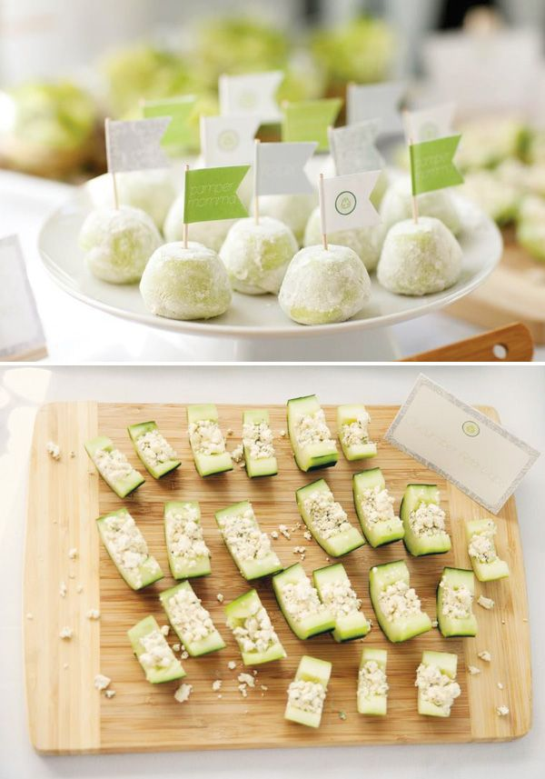 81 food ideas for spa party   lemon lavender spa party is
