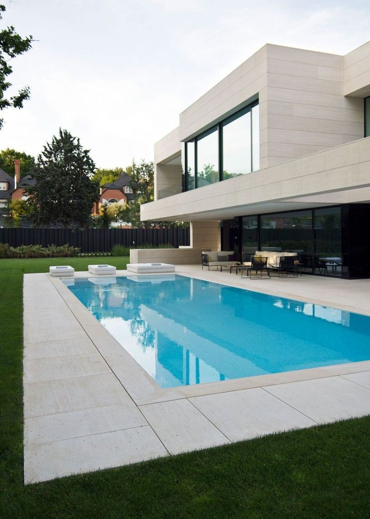 #Schwimmbad www.bsw-web.de #Pool www.aquanale.com Park House by A-cero (10)