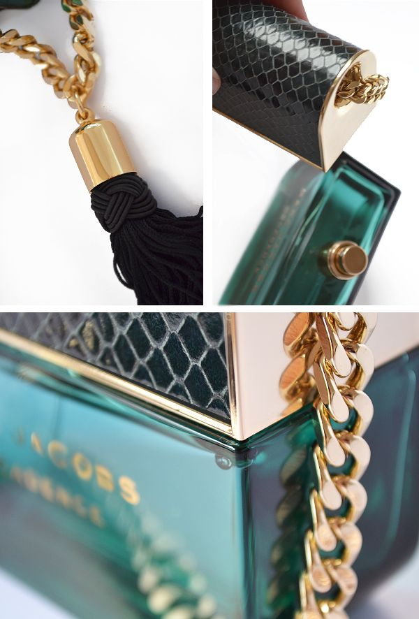 Marc Jacobs Decadence Detail