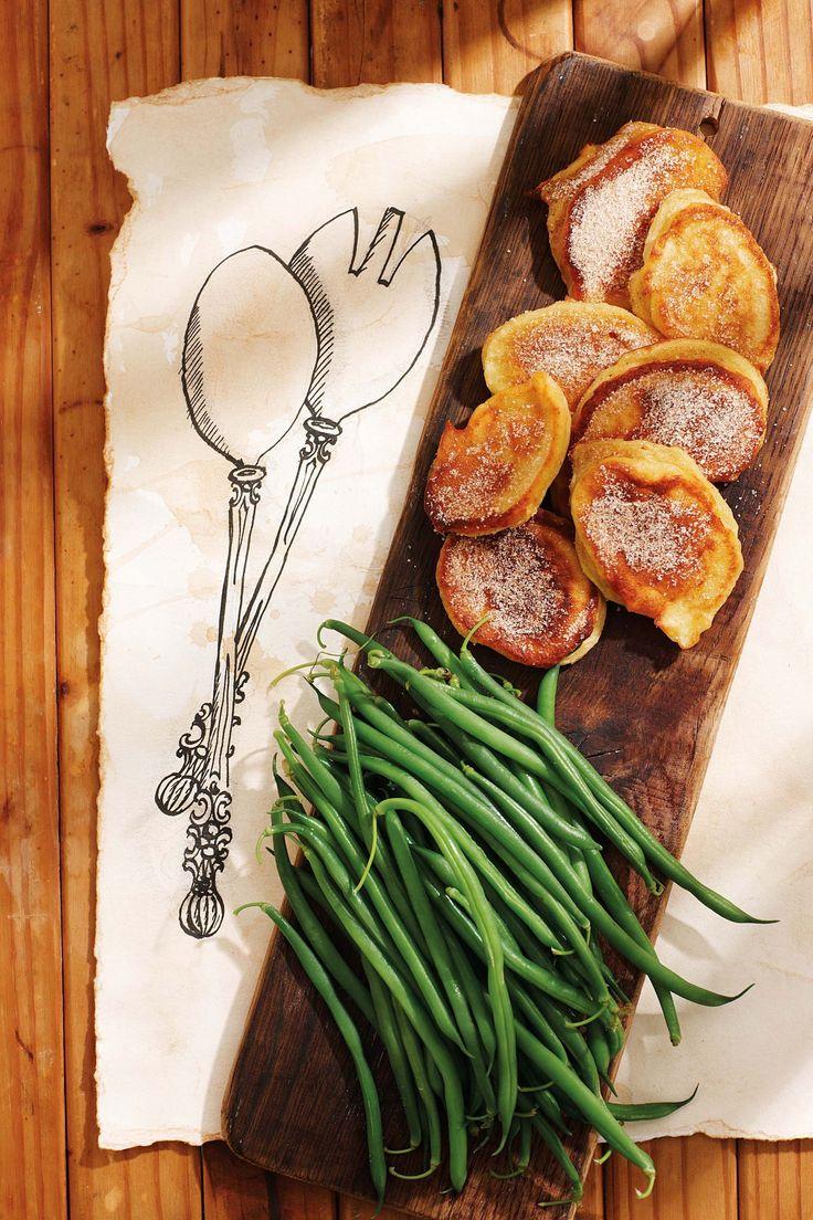 Staan eenkant toe, pampoen. Hier is die nuwe groente-soetkoekie vir jou onthaal – gemaak van patats.