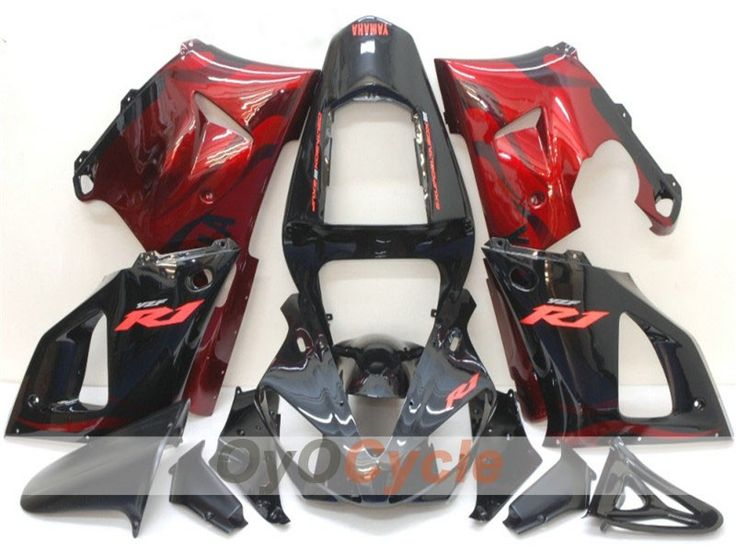 Injection Fairing kit for 00-01 YZF-R1 - SKU: OYO87900767 - Price: US $539.99. Buy now at http://www.oyocycle.com/oyo87900767.html