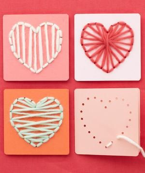 Spread the love with these simple and oh-so-sweet do-it-yourself crafts.