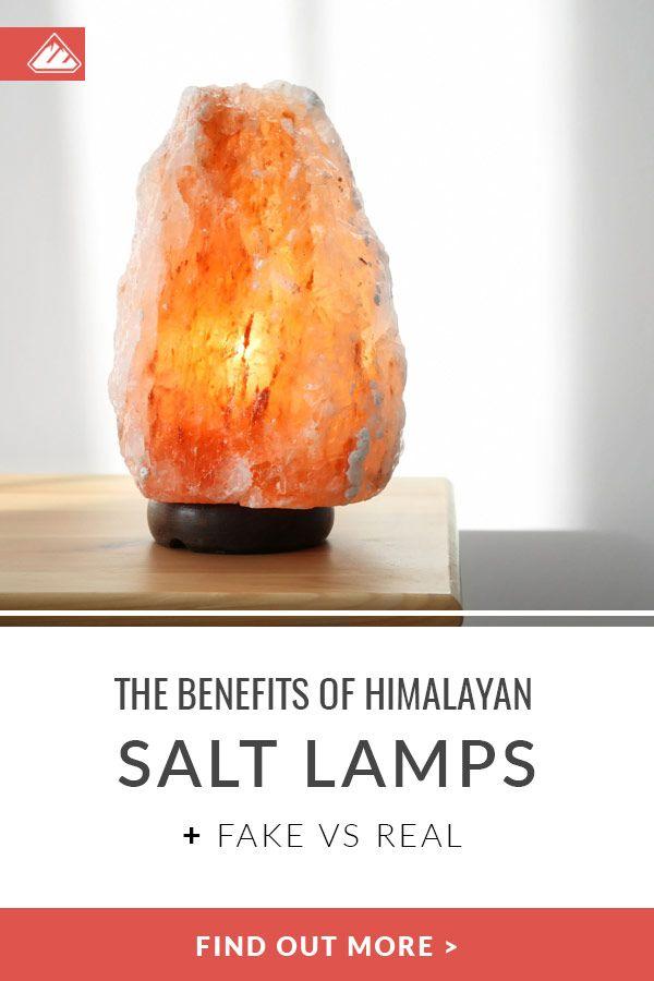 Himalayan Salt Lamp Benefits Real Vs Fake Salt Lamp Benefits