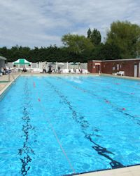 Outdoor Brine Pool, Nantwich, Cheshire