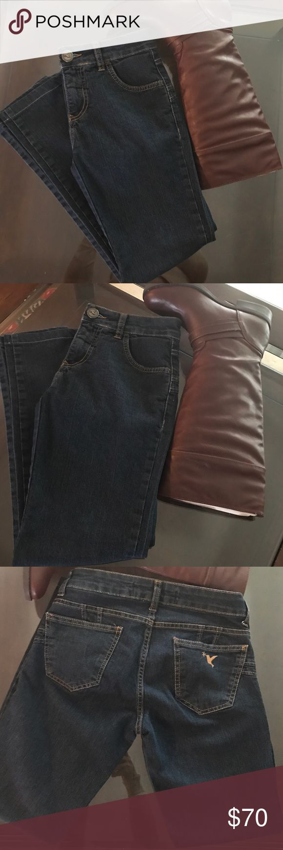 Women's beija flor Jeans Brasil Great pair of 👖. These are so soft and will be great for summer time with a pair of flip flops. beija flor  Jeans Straight Leg
