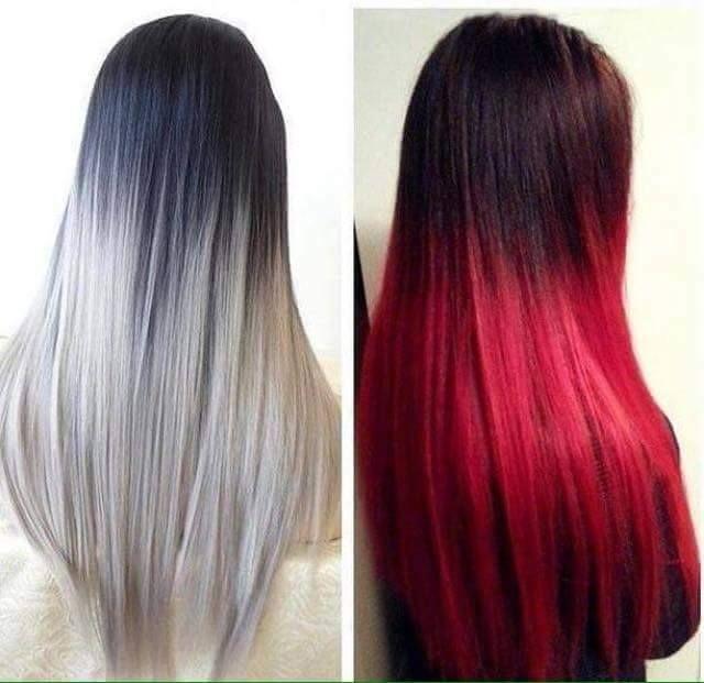 club blanco cabello rojo