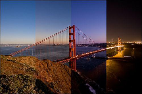 Time Lapse, Golden Gate Bridge, San Francisco