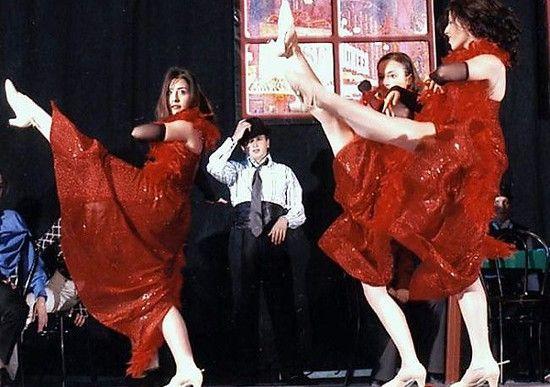 Med Moda, esibizione di ballo a Caltanissetta - Giornale di Sicilia