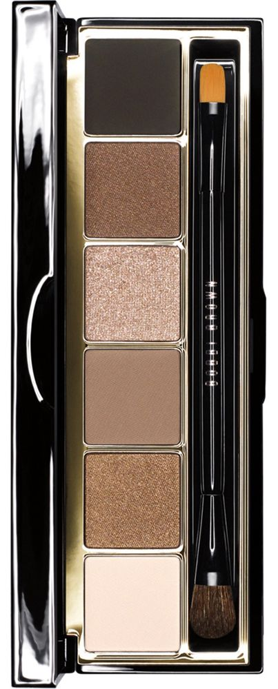 Bobbi Brown Smokey Warm Eye Palette.