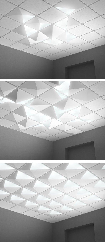 yli tuhat ideaa faux plafond pinterestiss faux plafond. Black Bedroom Furniture Sets. Home Design Ideas