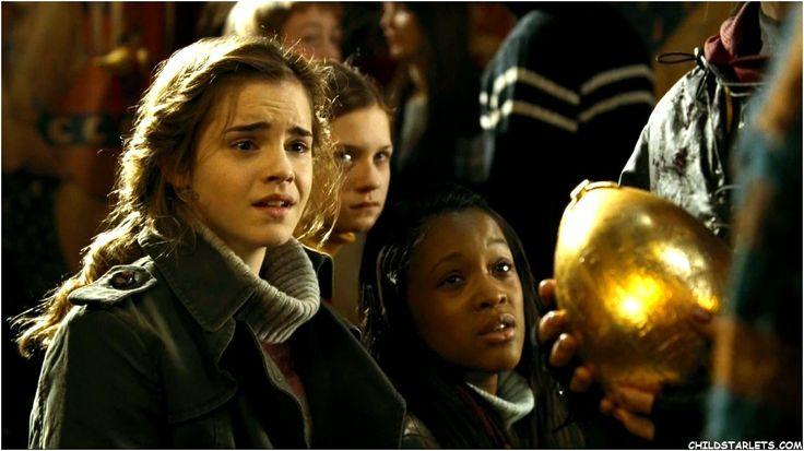 Angelina Johnson Harry Potter Actress