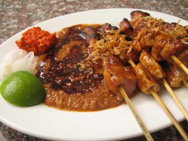 Sate Ayam Madura