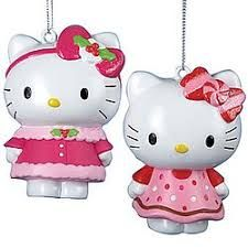 Image result for image hello kitty christmas