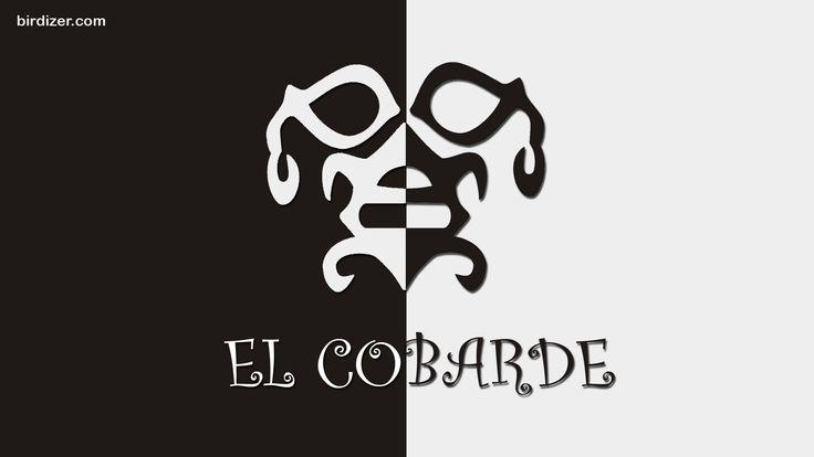 El Cobarde máscara wallpaper