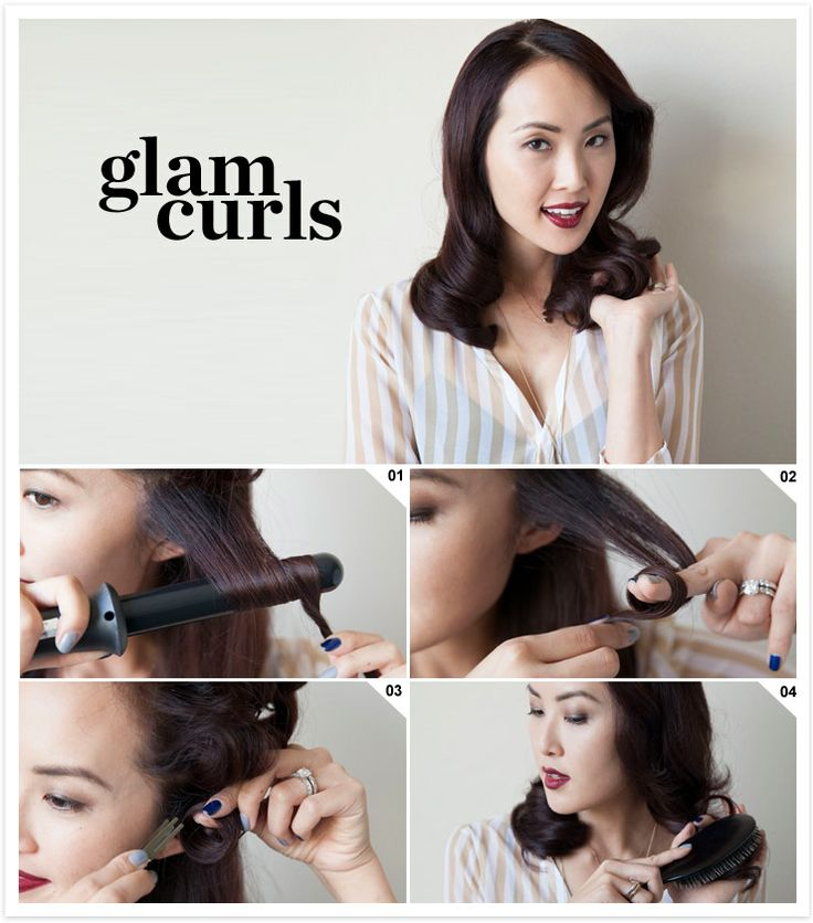 How-to hair with Chriselle Lim via Nordstrom Beauty Spot