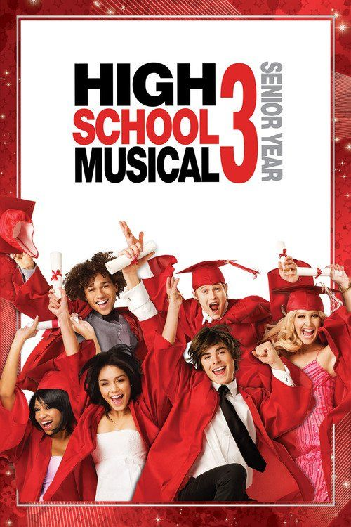 High School Musical 3: Senior Year Full Movie Online 2008