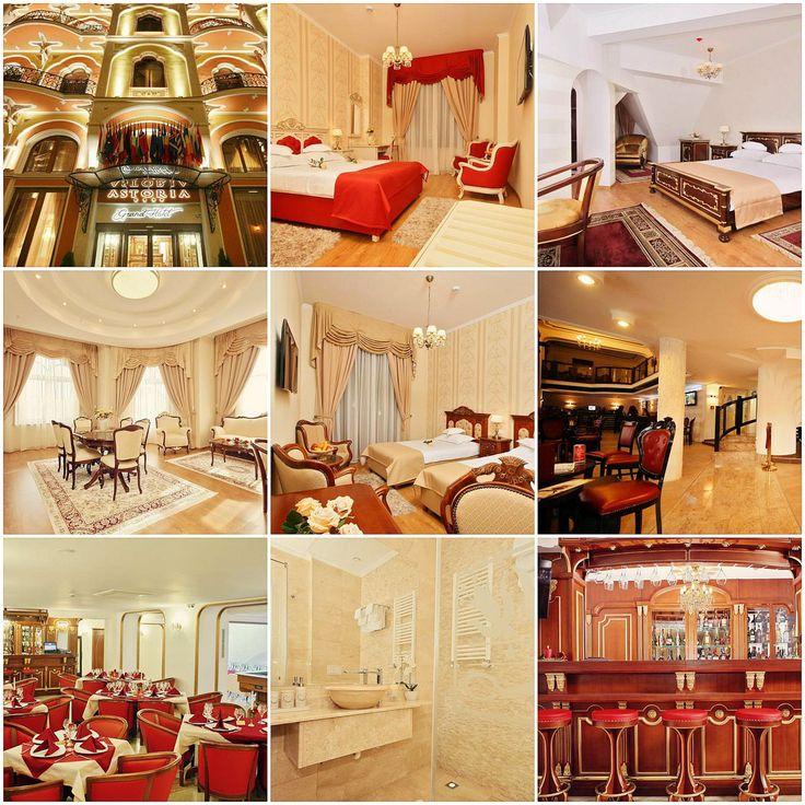 Hotel Astoria Oradea este un superb hotel de 4 stele, construit pe un loc perfect: în centrul orașului. Te poti bucura de o panorama uluitoare, de clădiri istorice. Alaturi de poezia arhitecturii, Hotelul Astoria a fost restaurat adaugandu-si si elemente de noutate, combinand clasicul cu modernul.