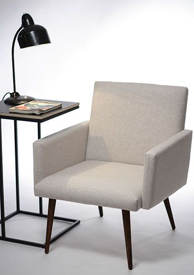 WHITE MOOD Design Factory - Armchair 600-186 17/01