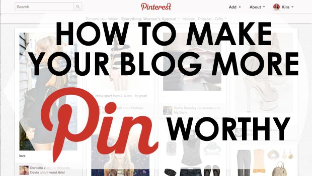 How to Make Your Blog More Pinnable via Her New Leaf