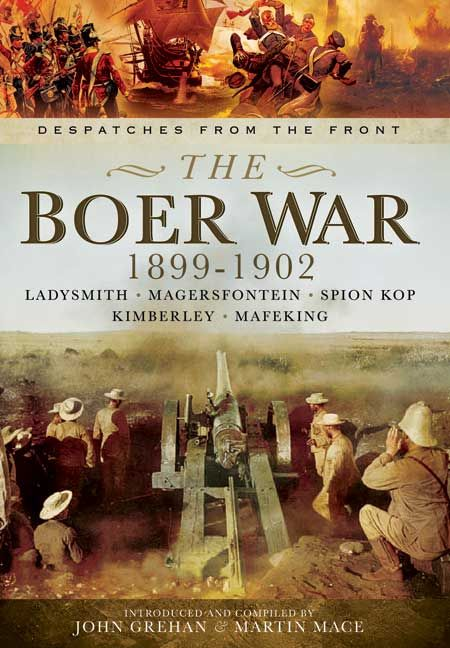 """This work for scholars and history buffs gathers primary sources to tell the story of the sieges of the towns of Ladysmith, Magersfontein, Spion Kop, Kimberley, and Mafeking during the Boer War that began in late 1899 (also known as the Second Boer War or the Great Boer War). The book presents daily despatches (dispatches) written by commanders of the British Army, describing tactics, campaigns, and command issues on a day to-day basis."" - ProtoView, 2016"