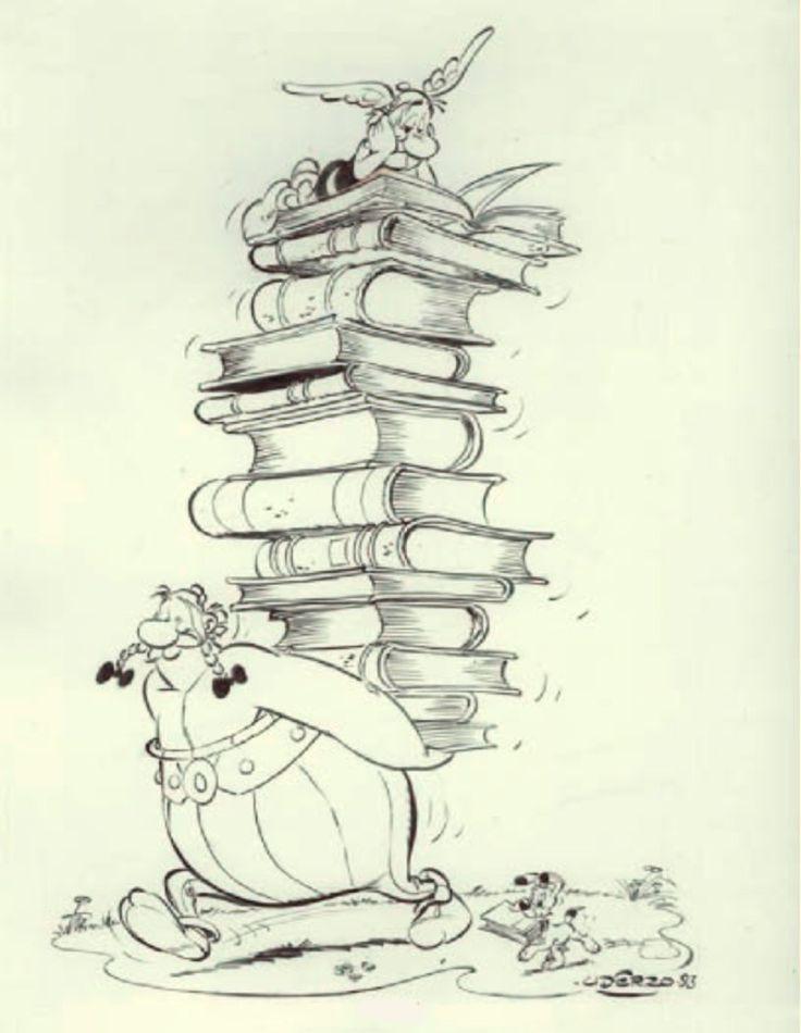 Asterix & Obelix - Uderzo