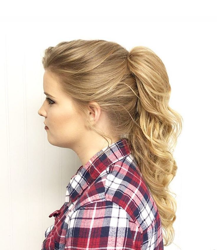 The 25 best curly ponytail hairstyles ideas on pinterest curly 10 hairstyling tricks every girl should know curly ponytail hairstyleshairstyles pmusecretfo Image collections