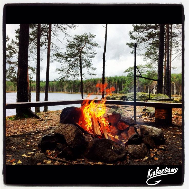 Fire - www.kalastamo.com - Evo