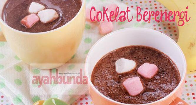 Cokelat Berenergi :: Klik link di atas untuk mengetahui resep cokelat berenergi