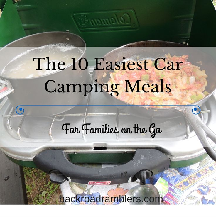 35 Make Ahead Camping Recipes For Easy Meal Planning: 25+ Best Ideas About Jeep Camping On Pinterest