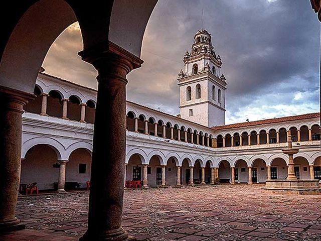 Los museos de la universidad San Francisco Xavier ...