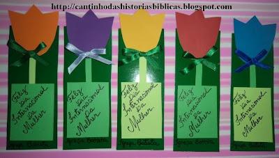 CANTINHO DAS HISTÓRIAS BÍBLICAS: MULHER
