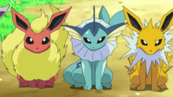 How to Evolve Your Eevee Into Vaporeon, Flareon, or Jolteon | USgamer