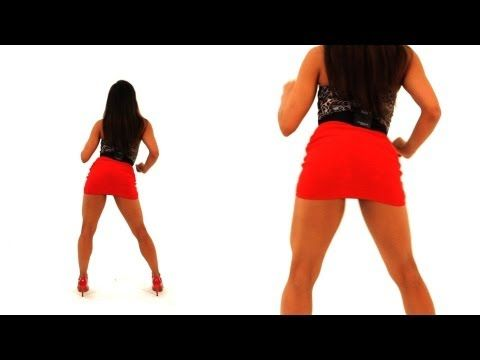 ▶ How to Do a Body Roll & Booty Roll | Bachata Dance - YouTube