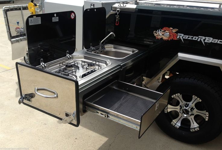 Hard Floor Camper Trailer NEW 2015 Razorback Series in Strathpine, QLD | eBay