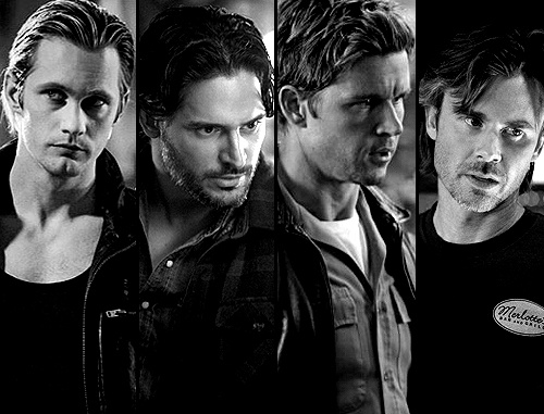 Gorgeous True Blood men