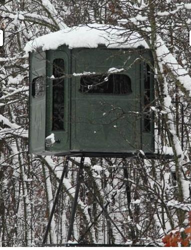 80 Best Images About Deer Hunting Blinds On Pinterest
