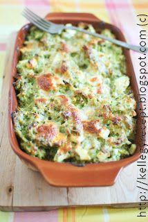 Mandy kertje és konyhája: Rakott brokkoli