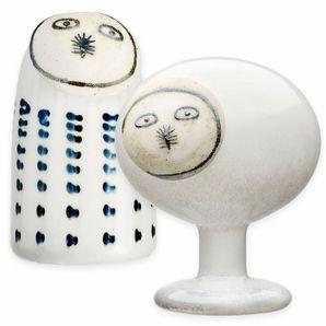 iittala Toikka Polar Night Owl Set - Click to enlarge