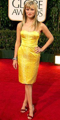 Reese Golden Globes