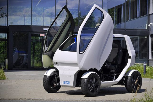 EO Smart, Micro Car for Megacities