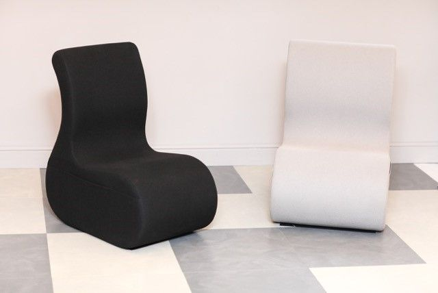 artigo - screed and armchairs from Sitag